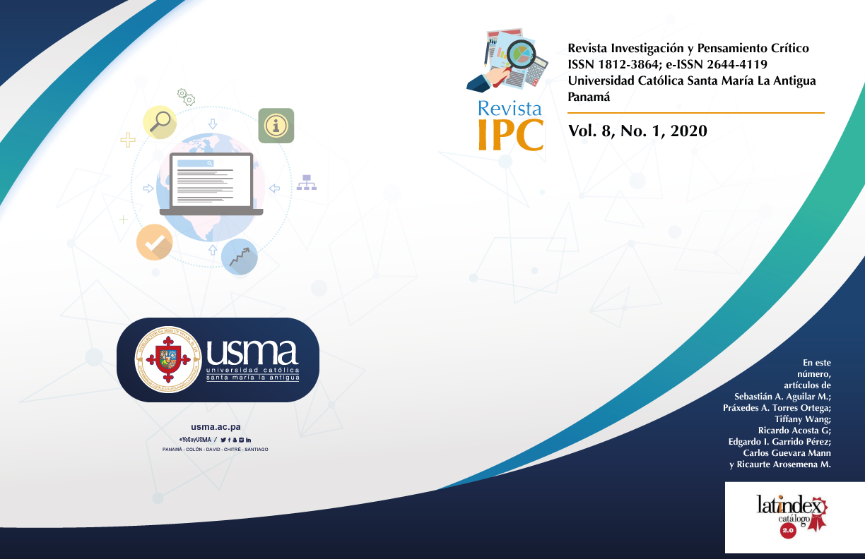 Revisa IPC Volumen 8, número 1