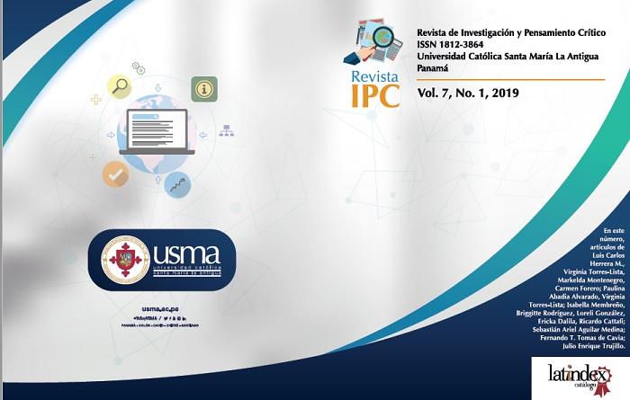 Imagen revista IPC, volumen 7, número 1, año 2019